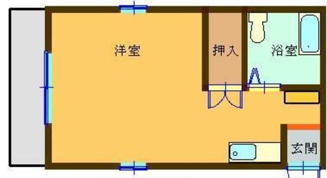 許田アパート