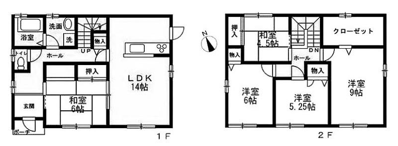 三重県伊賀市希望ヶ丘東五丁目売戸建住宅