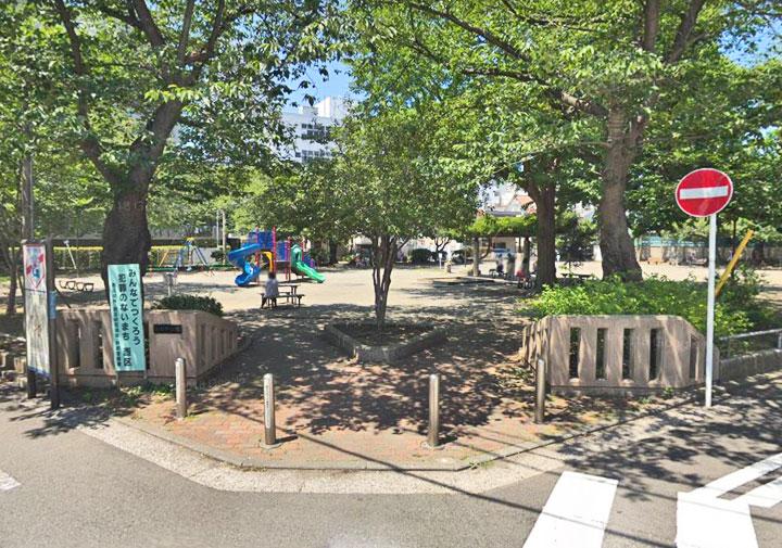 浜松町公園