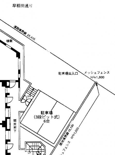ロイヤルステージ井草駐車場