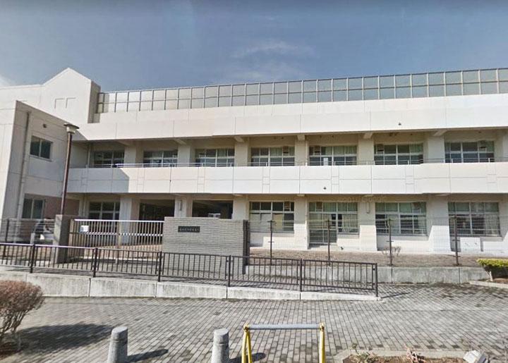 岩井原中学校