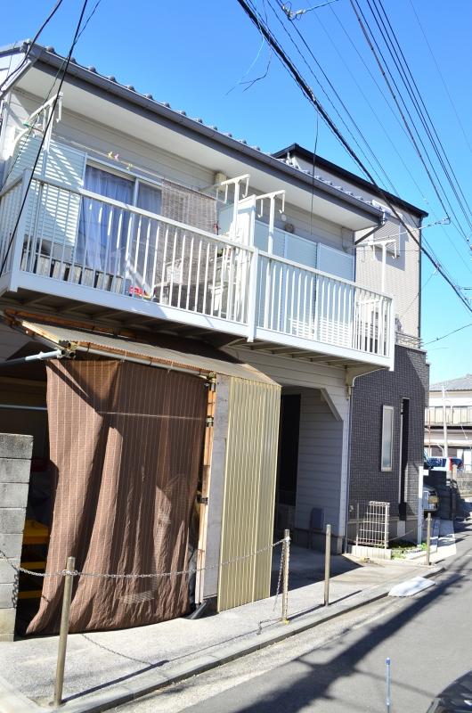 神奈川県横浜市南区大岡一丁目貸テラスハウス