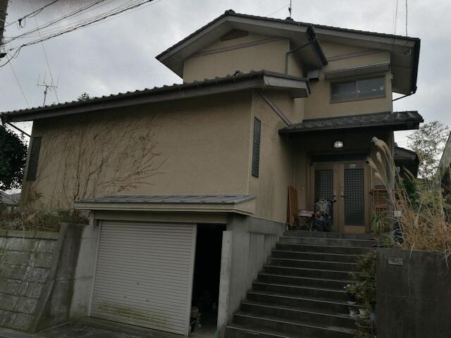 埼玉県日高市大字中鹿山売戸建住宅