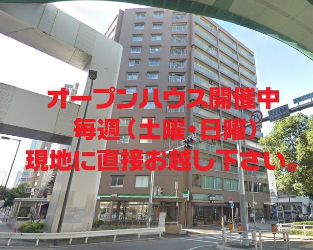 プライムハイツ阿波座9階