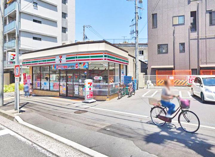 セブンイレブン横浜中央2丁目店